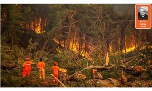 Orman yangınlarında veriler sizi işaret ediyor Bakan...| İçi boş propaganda