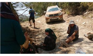 Yangın devam ederken Akbelen'de 100 ağaç kesildi: Köylüler nöbet tutuyor