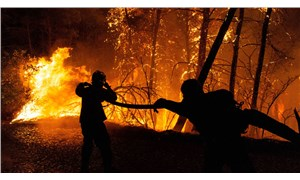 Yunanistan'da orman yangınları 10. gününde: 'Kabus gibi bir yaz'