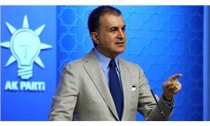 AKP'li Çelik eleştirileri hedef aldı: Yangın devam ediyor, siyasi tartışma yapıyorlar