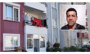 Ali Alataş isimli erkek, balkondan girdiği evde iki kadını katletti