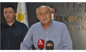 İYİ Partili Kaplan: Basiretsiz beceriksiz Orman Bakanı derhal istifa etmeli