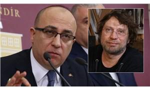MHP'li Yönter, kendisine geçmişini hatırlatan Levent Kazak'a hakaret etti