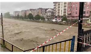 Terme'de sele karşı anonslar yapılmaya başlandı