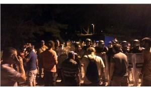 Akbelen Ormanı'ndaki direnişe gece yarısı jandarma müdahalesi