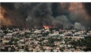 Güney Avrupa yangına teslim