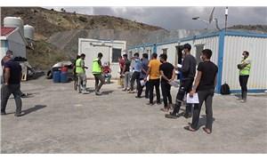 Kırıkkale'de YHT şantiyesinde koronavirüs alarmı: 7 işçi karantinaya alındı