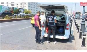 Polisi turist sandı Taksim'den Şişli'ye 500 lira istedi