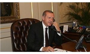 Erdoğan'dan gece yarısı telefon diplomasisi