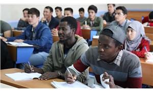 Yabancı öğrenci Doğu'dan geliyor