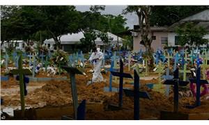 Brezilya'da Covid-19'dan 300 gazeteci hayatını kaybetti