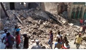 Haiti'de deprem: 227 kişi hayatını kaybetti