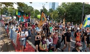 İklim aktivistlerinden 'kritik eşik' uyarısı