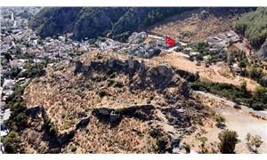 Fethiye Kalesi'nde kurtarma kazısı yapılacak