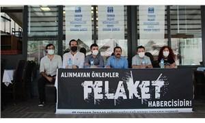İMO Ankara Şubesi: Alınmayan önlemler felaketin habercisidir