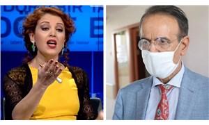 Prof. Dr. Mehmet Ceyhan'dan Nagehan Alçı'ya: Doktora görünmesinde yarar var