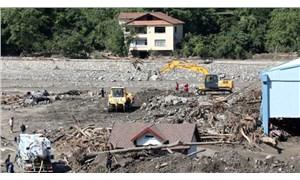 Sel felaketinde can kaybı 77'ye yükseldi