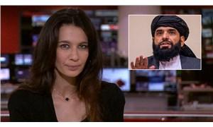 Taliban Sözcüsü, canlı yayında BBC sunucusunu aradı: Şeriat yasalarına döneceğiz