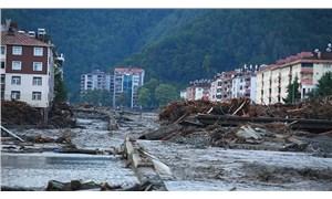Bozkurt'taki selde yıkılan Ölçer Apartmanı'nın müteahhidiadliyeye sevk edildi