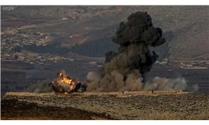 Afrin'de füzeli saldırı: Biri çocuk 3 sivil hayatını kaybetti