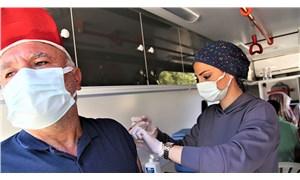Aşılama oranı en düşük il olan Urfa'daki hastanelerde yoğunluk artıyor