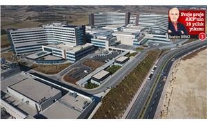 En büyük batak şehir hastanelerinde