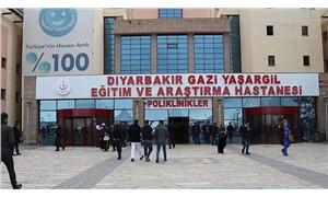 Diyarbakır'da devlet hastanesinde 24 saatte 23 kişi Covid-19'dan hayatını kaybetti
