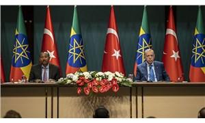 """""""Etiyopya Başbakanı, Atatürk'ü övdü; Saray'ın çevirmeni sansürledi"""""""