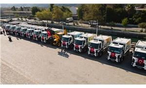 Fethiye Belediyesi 3 yıllık kiralama bedeline 38 araç aldı