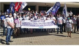 KESK Ankara yolunu yarıladı: Sefalet ücretine karşı yürüyüş sürüyor