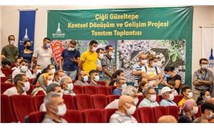 Çiğli Güzeltepe'de kentsel dönüşüm başlıyor