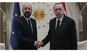 Erdoğan'dan AB Konseyi Başkanı Michel'e: Türkiye ilave bir göç yükünü kaldıramaz