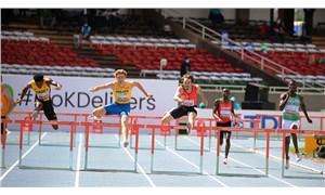 İsveçli Edlund diskalifiye edildi, milli atlet Berke Akçam dünya şampiyonu oldu