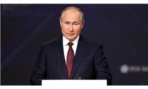 Putin: Ülkemizde sığınmacı kılığında militanların belirmesini istemiyoruz