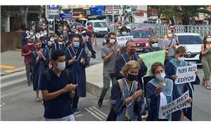 Akademisyenlerden kayyum rektör protestosu: Yüzde 95 reddediyor