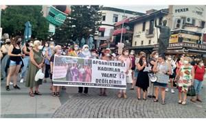 Antalya Kadın Platformu: Hayatları için direnen Afganistanlı kadınların yanındayız