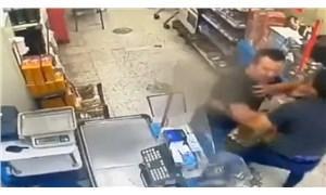 A-101'de bölge sorumlusundan kadın çalışana saldırı