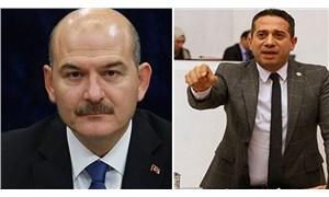CHP'li Başarır'dan, AKP'li vekilin hakaret ettiği polisler için Süleyman Soylu'ya tavsiye mektubu