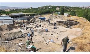 Arslantepe Höyüğü'nde bin yıllık 28 mezar, 5 bin 500 yıllık 4 ev kalıntısı bulundu