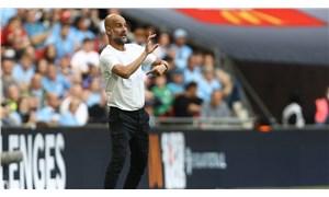 Guardiola: Mümkünse bir sonraki durak milli takım olacak