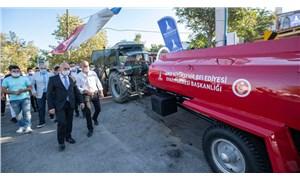 İzmir Büyükşehir Belediyesi 50 yangın söndürme tankeri daha alıyor