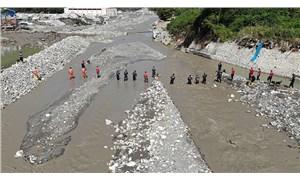 Sel felaketi sonrası kaybolan 16 kişi hala bulunamadı