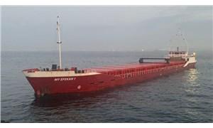 İstanbul Boğazı'na giren petrol tankeri arızalandı