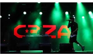 Kartal'da Zafer Haftası kutlamaları Ceza konseri ile başladı