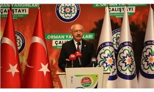 Kılıçdaroğlu: Yangınla mücadelede koordinasyon sıkıntıları var