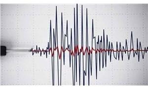 Kütahya'da 4.9 büyüklüğünde deprem