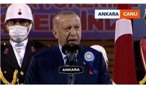 Erdoğan: Tarihi şahsiyetlerimiz arasında ayrım yapmadık, yapmıyoruz