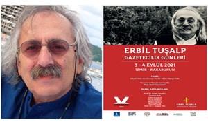 Gazeteci yazar Erbil Tuşalp anılıyor