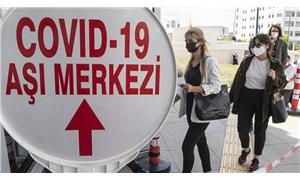 İstanbul'da aşılamanın en fazla ve en az yapıldığı ilçeler belli oldu
