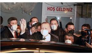 Erdoğan, memleketi Rize'de protesto edildi: Biz halkız, biz kazanacağız